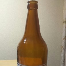Botellas antiguas: ESCASA BOTELLA ESTRELLA DE LEVANTE 1000CC SIN NÚMERO REGISTRO SANITARIO. Lote 67869390