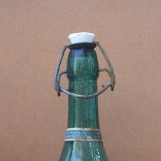 Botellas antiguas: ANTIGUA BOTELLA DE FARMACIA - GENOLACTOSIL, LABORATORIOS PARDO, VALENCIA, AÑO 1953. Lote 59917983