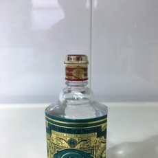 Botellas antiguas: BOTELLA 100 ML. ORIGINAL EAU DE COLOGNE Nº4711. Lote 60944107