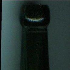 Botellas antiguas: BOTELLA DE CERVEZA (1904) LA CRUZ DEL CAMPO (SEVILLA) - ETIQUETA OBSEQUIO -. Lote 214303615
