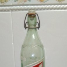Botellas antiguas: BOTELLA 1001 BEBIDA NACIONAL A BASE DE COLA ZARZAPARRILLA. Lote 61932528