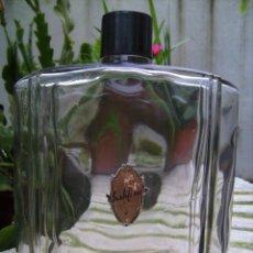 Botellas antiguas: BOTELLA DE COLONIA GRANDE 1 LITRO ANTIGUA MARCA BAKLENI'S. Lote 63018420