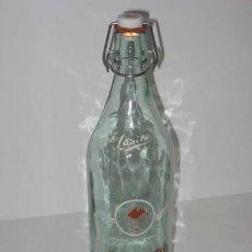 Botellas antiguas: BOTELLA GASEOSA LA CASERA. Lote 65887070