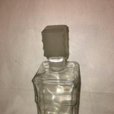 Botellas antiguas: ANTIGUA BOTELLA EN CRISTAL 16 CMTS. Lote 70476457