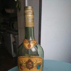 Botellas antiguas: BOTELLA DEL BRANDY GONZALEZ BYASS DE 1978, CON ETIQUETAS Y SELLO IMPUESTO. Lote 71158221