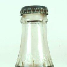 Botellas antiguas: BOTELLA DE COCACOLA. 19 CL. MARQUE ET MODELE DEPOSEE. FRANCIA. CIRCA 1960. . Lote 73169091