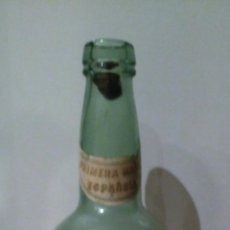 Botellas antiguas: BOTELLA ANTIGUA 2.5 L PONCHE EL SOTO. Lote 74955059