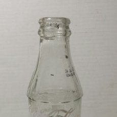 Botellas antiguas: BOTELLA COCA-COLA AÑO 2007 DE 200 ML. Lote 75142726