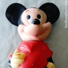 Botellas antiguas: MICKEY MOUSE BOTELLA SHAMPO ANTIGUO. Lote 75983166