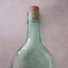 Botellas antiguas: ANTIGUA BOTELLA ALMADÉN PONY. Lote 78819981