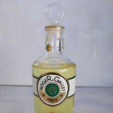 Botellas antiguas: ROGER & GALLET - PARIS - 500 ML - PRIMER MODELO VETYVER. Lote 81284680