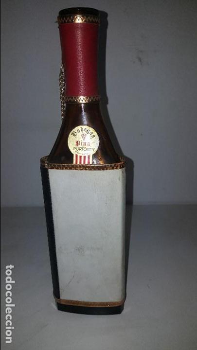 BOTELLA BODEGAS PINA PORTOREY (Coleccionismo - Botellas y Bebidas - Botellas Antiguas)