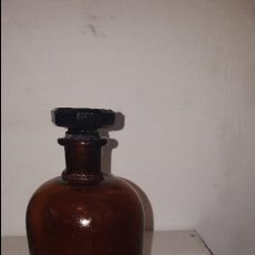 Botellas antiguas: BOTELLA FARMACIA. Lote 85203724