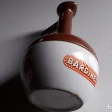 Botellas antiguas: BOTELLA CURACAO CHYPRE..BARDINET... Lote 85617396