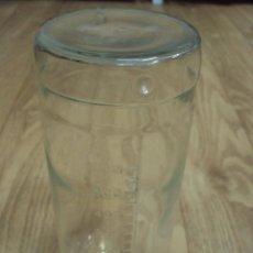 Botellas antiguas: BOTELLA DE VIDRIO SOPLADO. Lote 86095488