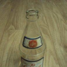 Botellas antiguas: BOTELLA DE LA CASERA. Lote 86100092