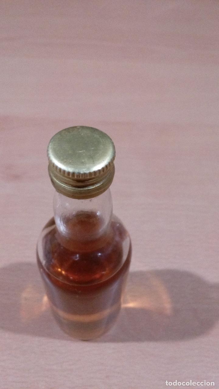 Botellas antiguas: raro botellin camacheira macia 90 liquido - buen estado - ver fotos - Foto 4 - 86622864