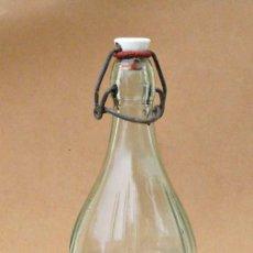 Botellas antiguas: BOTELLA DE ESPUMOSOS BARRAIX, GASEOSA DEL HOGAR, 1 LITRO.. Lote 86723428