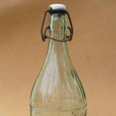 Botellas antiguas: BOTELLA DE ESPUMOSOS BARRAIX, GASEOSA DEL HOGAR, 1 LITRO.. Lote 86723664