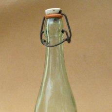 Botellas antiguas: BOTELLA DE AGUA OXIGENADA FORET 1 LITRO.. Lote 86766352