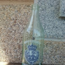 Botellas antiguas: GASEOSA FONTE ROCA XINZO-PONTEAREAS. Lote 87261524