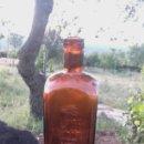 Botellas antiguas: BOTELLA CAMPSA. Lote 87356639