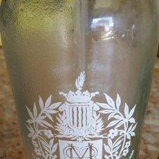 Botellas antiguas: SIFÓN BLANDINIERES CON TAPÓN DE PLOMO.. Lote 87380192