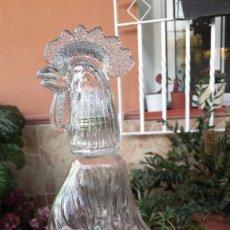 Botellas antiguas: PRECIOSA BOTELLA DE LICOR EN FORMA DE GALLO. Lote 104702339