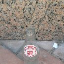 Botellas antiguas: BOTELLA CANADA DRY COLA SPUR. Lote 89659183