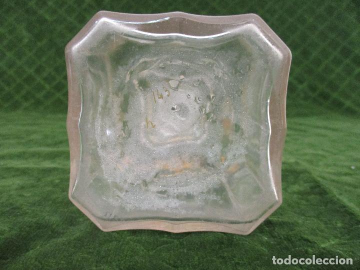 Botellas antiguas: Antigua Botella Licorera - Licor - Cristal - con Ribetes Dorados - Principios S. XX - Foto 10 - 89664704