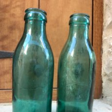 Botellas antiguas: BOTELLAS ANTIGUAS. Lote 195156838