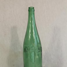 Botellas antiguas: BOTELLA AGUA IMPERIAL. Lote 91234165