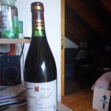 Botellas antiguas: RIOJA VIÑA REAL - RESERVA 1985. Lote 94984675