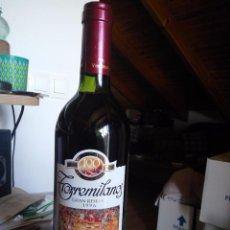 Botellas antiguas: RIBERA DEL DUERO TORREMILANOS - GRAN RESERVA 1996. Lote 95124547