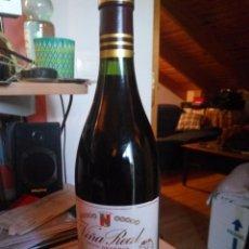 Botellas antiguas: RIOJA VIÑA REAL - GRAN RESERVA 1989. Lote 95228383