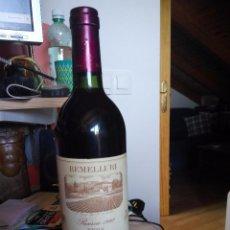 Botellas antiguas: RIOJA REMELLURI - RESERVA 1992. Lote 96308415