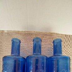 Botellas antiguas: BOTELLAS .DE SOLAN DE CABRAS. Lote 96508667