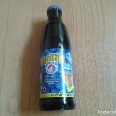 Botellas antiguas: BOTELLA REFRESCO MALTÍN -- INDUSTRIA VENEZUELA -- POLAR PASRORA -- 250 ML -- VIDRIO -- EDICIÓN 2004. Lote 97238815