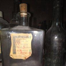 Botellas antiguas: COLONIA VIELLE AMBREE O. MIDDLETON PARIS. Lote 97880147