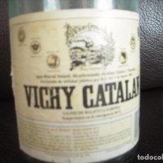 Botellas antiguas: BOTELLA VICHY CATALÁN.. Lote 101786723