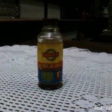 Botellas antiguas: FRASCO GOTA-OIL . ACEITE PARA MÁQUINAS .PRODUCTOS CARLEN. Lote 102378431