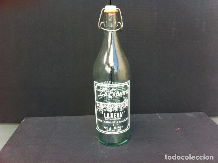 espuma flasche