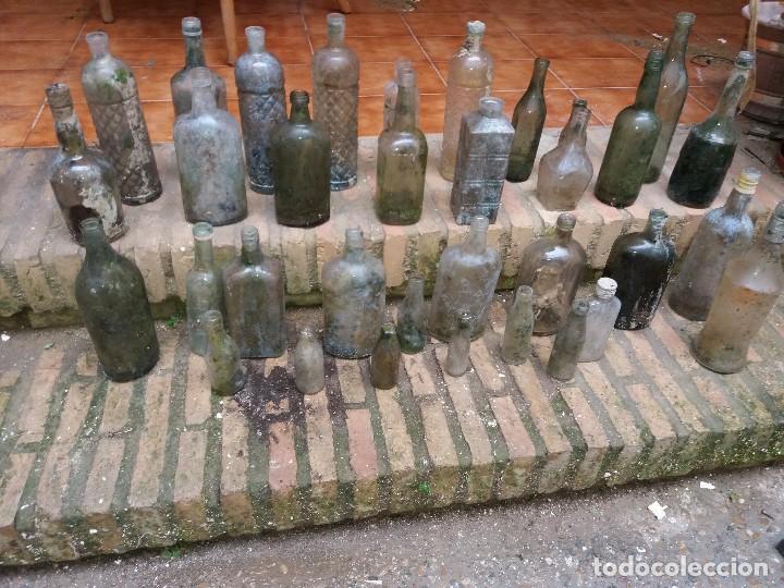 BOTELLAS ANTIGUAS (Coleccionismo - Botellas y Bebidas - Botellas Antiguas)