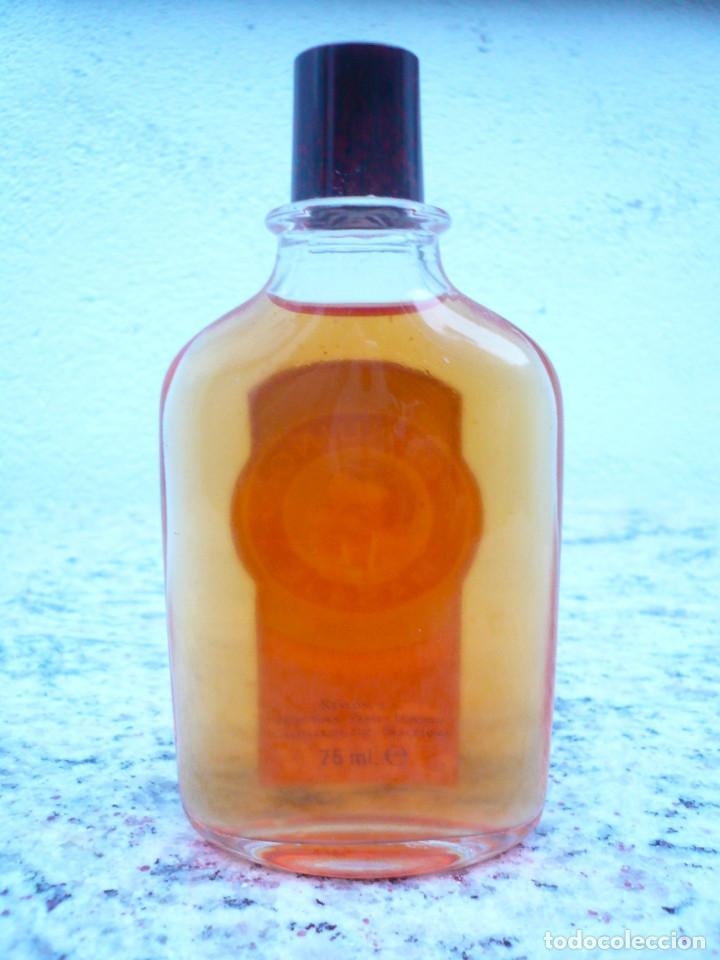 Botellas antiguas: FLOÏD GENUINO MASAJE. BOTELLA DE LOCIÓN AFTER SHAVE. LLENA, 75 ML. TAPÓN DE BAQUELITA - Foto 3 - 122037131