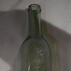 Botellas antiguas: BOTELLA ANTIGUA SERIGRAFIA VINO EMBOTELLADORA ASTUR. Lote 118307851