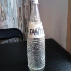 Botellas antiguas: ANTIGUA BOTELLA CRISTAL FANTA 1 LITRO.. Lote 118999323