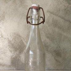 Botellas antiguas - ANTIGUA BOTELLA ESPUMOSOS LA ESMERALDA VALENCIA - 120630403