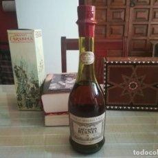 Botellas antiguas: BOTELLA DE CALVADOS BUSNEL. 70 CL. LLENA Y SIN ABRIR. Lote 125129663