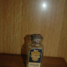 Botellas antiguas: BOTE TARRO VACIO DE ULECIA CONSERVAS LOGROÑO VER FOTOS . Lote 125224419