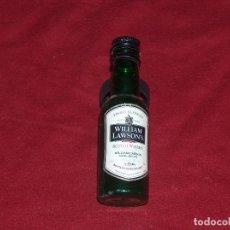 Botellas antiguas: WILLIAM LAWSON`S, 5CL.. Lote 127885867